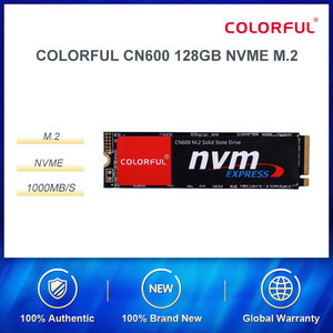 Colorful 128GB SSD Solid State Drive M.2 Interface (NVMe Protocol) CN600 Series For Laptop/Desktop Computer High-Speed Hard Disk(China)