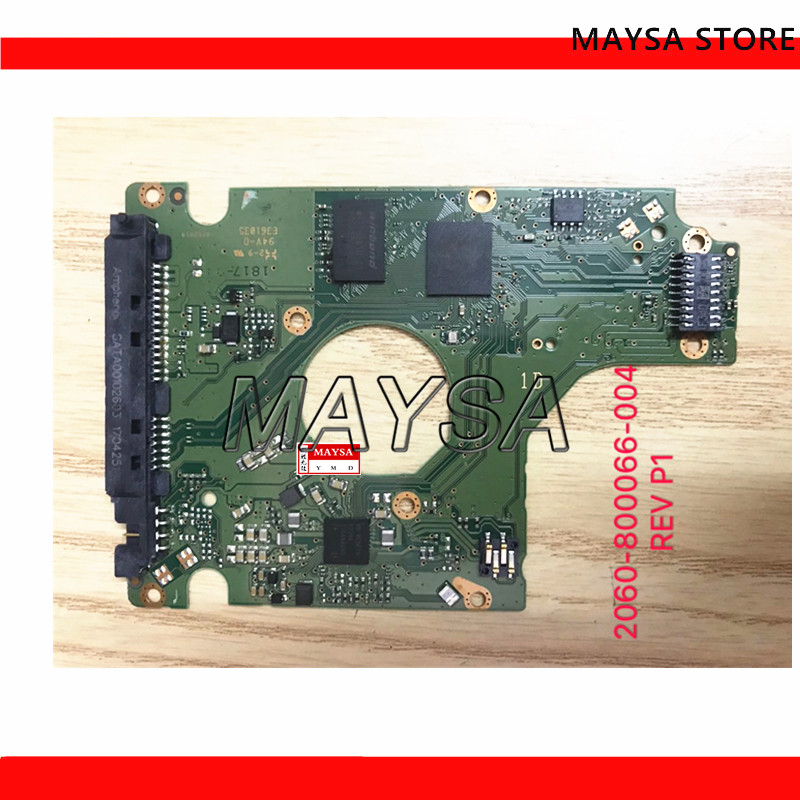 For WD Unlockable Circuit Board 2060 800066 004 REV P1 80069 Substitute