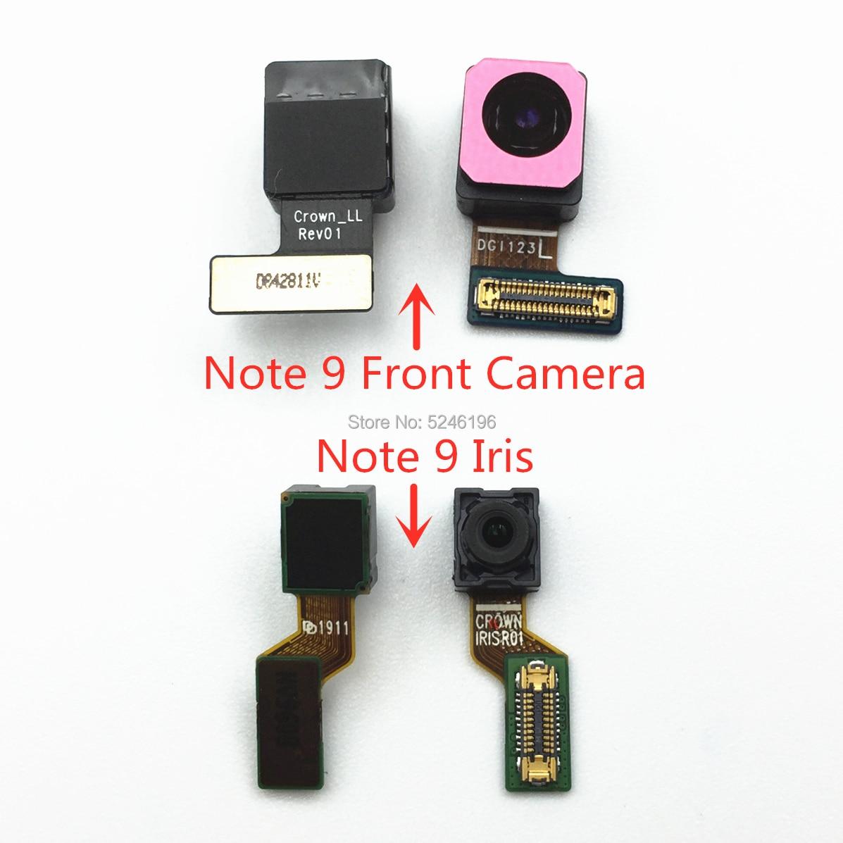 1pcs Face ID Iris Scanning Flex Original Front Camera Flex Cable For Samsung Galaxy Note 9 Note9 N960F N960N N960U Repair Parts