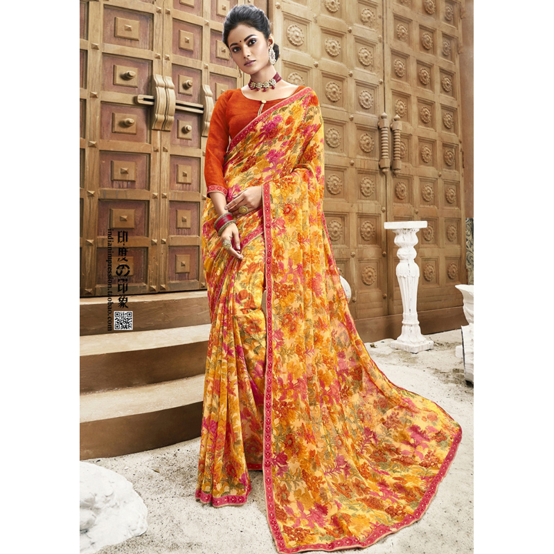 Fashion Ethnic Designer Bollywood Party Wear Pakistani Indian Saree Wedding Dress
