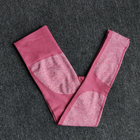 PantsRed - 11 colors seamless yoga suit