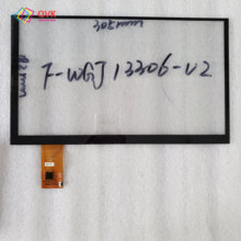цена на New touch screen P/N F-WGJ13306-V2 Capacitive touch screen panel repair and replacement parts free shipping