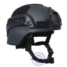 9Mm Bullet Nij Iiia Militaire Tactische Combat Aramid Ons Mich 2000 Bullet Proof Helm