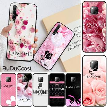 French cosmetics Lancome DIY phone Case cover Shell For Huawei Honor 8X 9 10 20 Lite 7A 8A 5A 7C 10i 20i 9X play 8C image