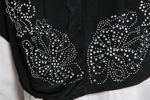 Image 5 - Hiyab de diamante de imitación musulmán mujeres una pieza Amira pañuelo islámico chal envoltura Khimar árabe oración gorra Hijab pecho cubierta Ramadán