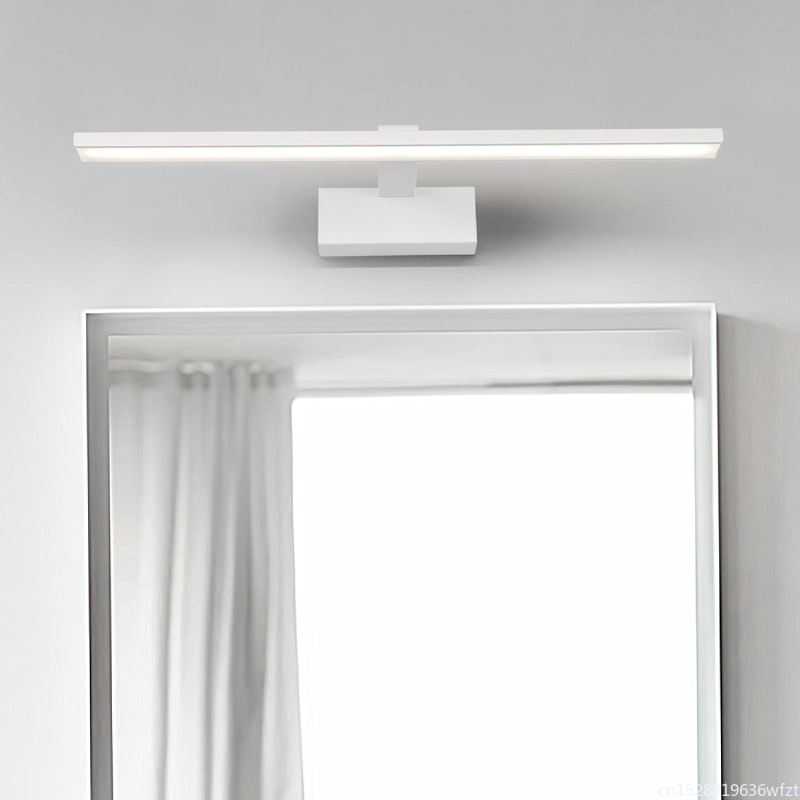 nordic banheiro conduziu lampada de parede 02