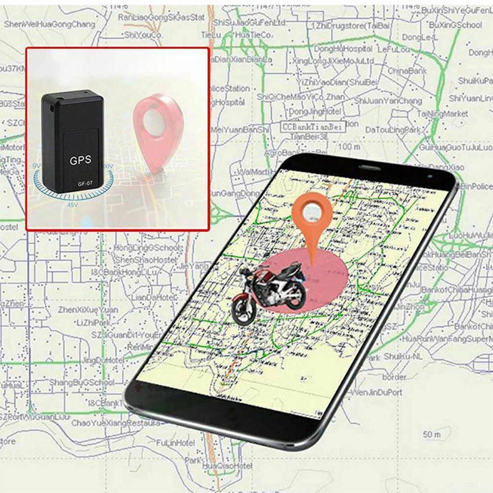 Anti-hırsızlık manyetik Mini GPS bulucu izci GSM GPRS gerçek zamanlı izleme cihazı Mini GPS bulucu izci GSM GPRS gerçek zamanlı Trac