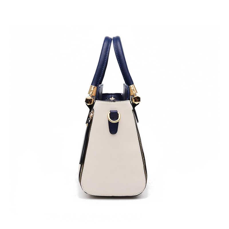 Zmqn bolsas femininas panelled sólida bolsas de ombro para feminino bolsa de mão bolsas femininas marcas famosas couro do plutônio pequeno saco a846