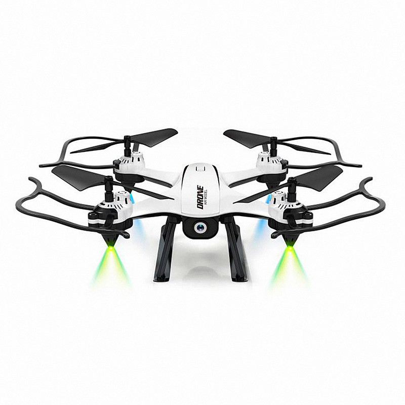 New Style Remote controlled Unmanned Vehicle Pressure Set High WiFi High definition Aerial Photography Quadcopter Cheap Remote C|  -