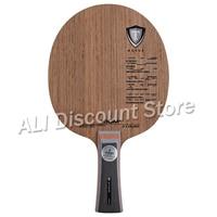 Original Xiom V1 QUAD Table Tennis Blade Professional Racquet SportsTable Tennis Racket (5 wood +4 carbon)