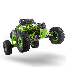 Rc Car 1:12 Wltoys 12428 4WD 2.4Ghz Remote Control Crawler Off-road Car Model Toy High Speed 50km/h RC Vehicle Toys(China)