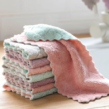 Home microfiber towels for kitchen Super Soft and Absorbent reusable zero waste towel