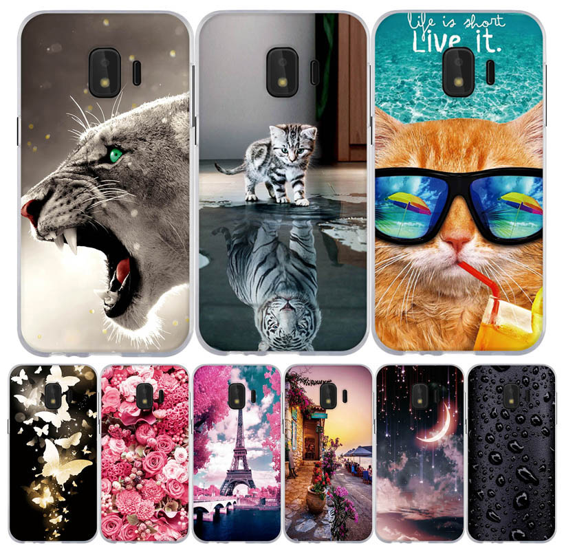 For Samsung Galaxy J2 Core Case Cover TPU Silicone Phone Case For Samsung J2 Core J260F Cover Fundas For Samsung J2 Core Cover
