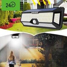 Outdoor-Lighting Solar-Lamp Path Street-Decoration Motion-Sensor Lawn Rechargeable Waterproof