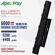Batería del ordenador portátil para Acer Aspire AS10D81 AS10D61 AS10D71 AS10D75 AS10D31 V3 571G AS10D51 V3 5741, 5742, 5750, 5551G 5560G 5741G 5750G