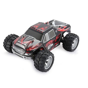 RC Car 1:18 Wltoys A979 2.4GHz 4WD Radio Control Car Off Road Crawler High Speed Monster Rc Racing Car Toys for Children