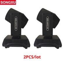 Haz Sharpy 230W 7R luz con cabezal móvil haz de luz para pantalla táctil 230 haz 7R luces de discoteca/SX MH230