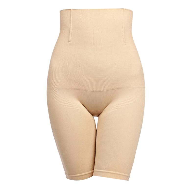 High Waist Pants Belly Control Women's Pant Ms Sculpt Slimming Postpartum Body ShapingHip Waist High Waist Belt High Waist Pants