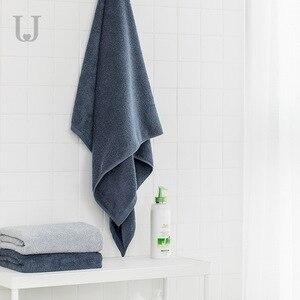 Image 5 - Youpin Jordan & Judy Baumwolle Bad Handtuch Große Dicke Weiche Handtuch Home Baby Wrap Handtuch Schnelle Wasser Absorption 70*140cm