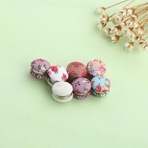 Image 1 - Fashion Muslim Abaya Floral Cloth Craft Pin Khimar Magnetic Hijab Scarf Magnet Pin Strong Magnet Brooch