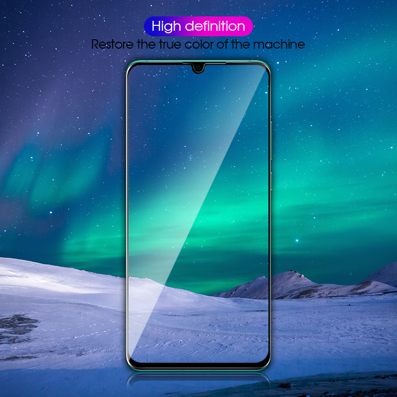 For Honor 20 Pro Glass Tempered For Huawei Honor 8X 10 9 Lite Screen Protector Full Cover Protective Films Tempered Glass