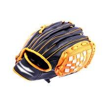 Игры бейсбольные перчатки Catcher удобные уличные Регулируемые мягкие софтбольные перчатки для тренировок гибкие ударные снижают детей
