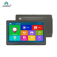 7 inch LCD capacitive screen truck DDR 256M 8GB CE6 0 MTK vehicle 800MHZ MP3 MP4 Players FM car avin GPS Navigation cheap Anfilite CN(Origin) 800x480 Bluetooth Charger FM Transmitter Radio Tuner Touch Screen Vehicle GPS Units Equipment 800*480