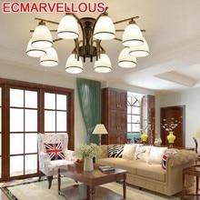 Modern Lampada Decor Sufitowa Lustre Lamp Sufitowe For Living Room Plafonnier Luminaria De Teto Lampara Techo Ceiling Light