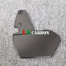 Battery Door Cover For Kawasaki ZX14/ZZR1400 2006-2017 2018+ Full Carbon Fiber Motorcycle Accessories цена 2017