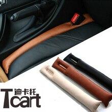 Tcart, 2 шт., для Mitsubishi ASX, Toyota, yaris, подушка для автомобильного сиденья, герметичная, для стайлинга автомобиля, украшение для Koleos, для Renault, Honda, Civic