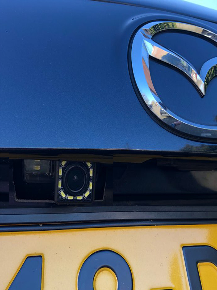 MPS Rear-View-Camera CX-5 CX-9 Mazda Night-Vision for 3/M3/6/.. Oley Cx-9/car-4led HS090