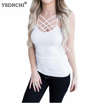 Clubwear Hollow Out Sexy Tops Black Cool Tees White Fashion Slim camisole Fitting Tank Tops Plus Size Pink Corset Blusa
