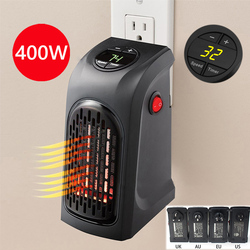 Electric Wall Heater Mini Portable Plug-in Household Handy Heater Stove Radiator Warmer Machine For Indoor Heating Camping
