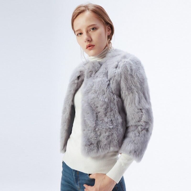H1c4dfbbc005b49ec87f54a195e6e6676G ETHEL ANDERSON 100% Real Rabbit Fur Women's Real Rabbit Fur Coat/Jacket Outwear Beauty Purple Color XXXL Size Coat