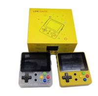 Game Console 2.6 inch Screen Mini Handheld Children and Family Retro Games Console card Gameboy Portable Handheld Games Gaming