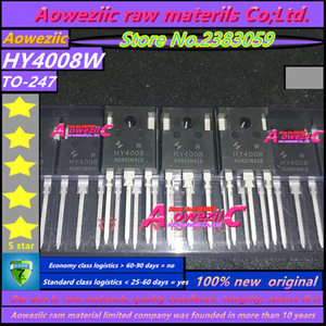 Image 2 - Aoweziic  2020+  20PCS  100% new original  HY4008 HY4008W 80V 200A  TO 247 MOSFET inverter Ultra 80V 200A