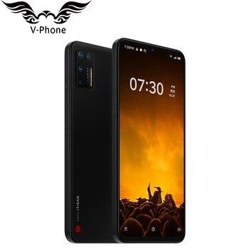 Перейти на Алиэкспресс и купить Новый смартфон Smartisan Nut Pro 3, 8 Гб ОЗУ 256 ГБ 128 Гб ПЗУ мобильный телефон Snapdragon 855 + Восьмиядерный 48MP 5 камера 4G телефон