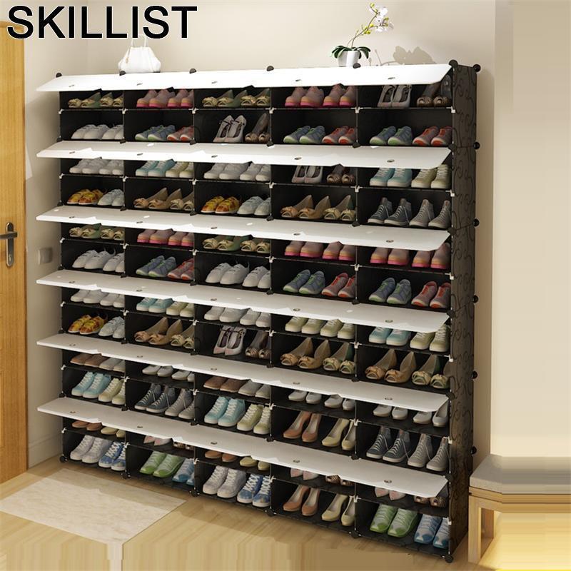 Rangement Zapatero Home Moveis Para Casa Ayakkabilik Schoenenkast font b Closet b font Mueble Rack Cabinet