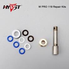エアレスwaプロ 119 噴霧器ポンプ修理キット 759365 スペアパーツのairlesscoポンプ修理キットシールピストンロッドのためのエアレススプレー