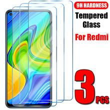 3 sztuk szkło hartowane dla Xiaomi Redmi Note 10 9 8 7 Pro 10 9 8 7 9S 10S 8T ekran ze szkła do Redmi 9 8 7 9A 8A 7A 9i 9C tanie tanio vacusg Przezroczysty TEMPERED GLASS FOLIA HD Folia hartowana CN (pochodzenie) Glass For Redmi 7 Glass For Redmi 7A Glass For Redmi 8