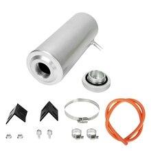 800 мл универсальный радиатор охлаждающей жидкости алюминиевый резервуар для переливной резервуар