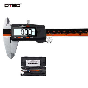 Stainless Steel Digital Display Caliper 150mm Fraction MM Inch High Precision Stainless Steel LCD Vernier Caliper digital vernier caliper stainless steel 150mm 6 inch fraction mm inch lcd caliper gauge micrometer