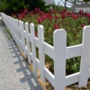 China Fir Garden Fence Easy Assemble European Style Insert Ground Type Wooden Fences for Countryyard Decoration discount