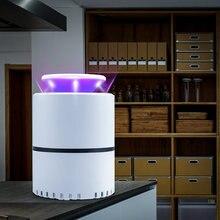 Светодиодный светильник убийца от комаров Электрический светодиодный