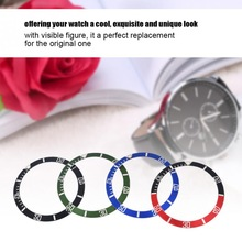 Watch Bezel Insert-Ring-Replacement-Part Jewelry Material Plastic 4-Colors Kit Repair-Tools