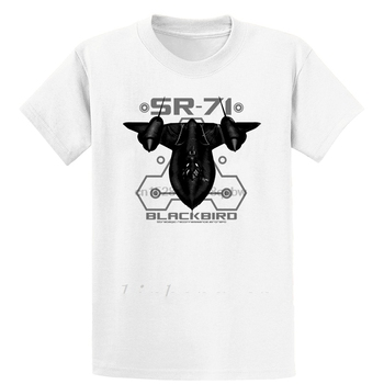 Camiseta de manga corta para verano Sr 71 Blackbird, color sólido, personalizado genial, talla S-5xl, camiseta gráfica de Humor