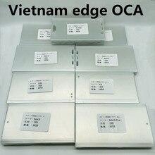 150um wietnam klej OCA pełna pokrywa klej samoprzylepna naklejka używać z wietnamu formy laminowanie ekran Lcd bez fali