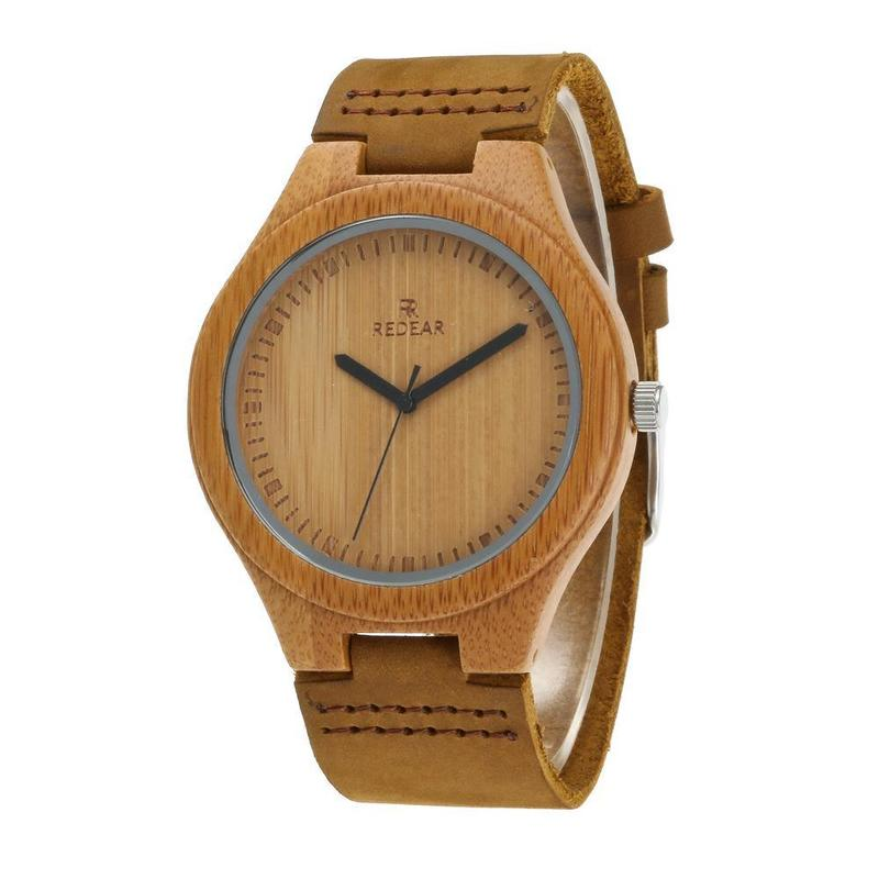 2019 Special Offer The New Wooden Watches Leather Couples With Bamboo Spot Wholesale Amazon Ebay Primary Source