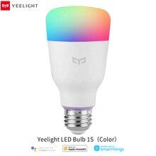 Luminária led yeelight smart, [versão em inglês] 800 lúmens, 10w/8.5w, e27, limão inteligente aplicativo para mi home