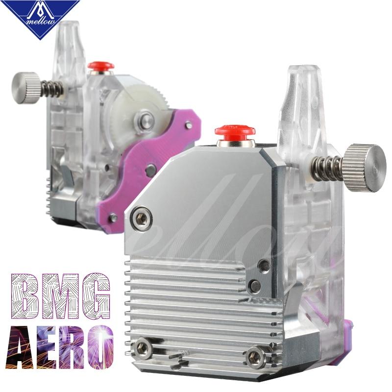 Mellow NF-BMG Aero V6 HOTEND KIT Clone Titan Aero Estrutura Extrusora Extrusora Dual Drive BMG Para Ender 3 CR10 Prusa i3 MK3S